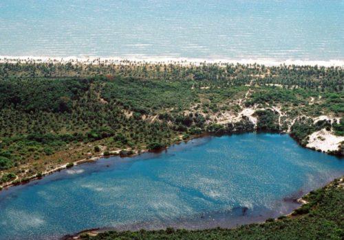 Lagoa Azul - Conde, BA